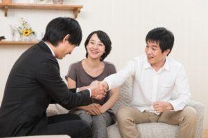 無料保険相談を受けて満足した夫婦